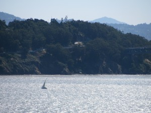 Sail boat