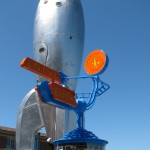 Raygun Gothic Rocketship at Pier 14